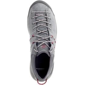 Mammut W's Hueco Low GTX Shoes grey-dark beet